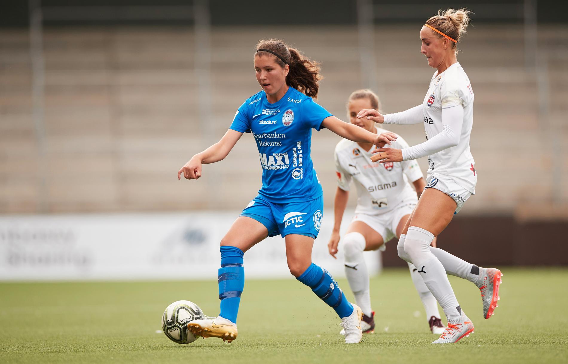 Loreta Kullashi i Eskilstuna.