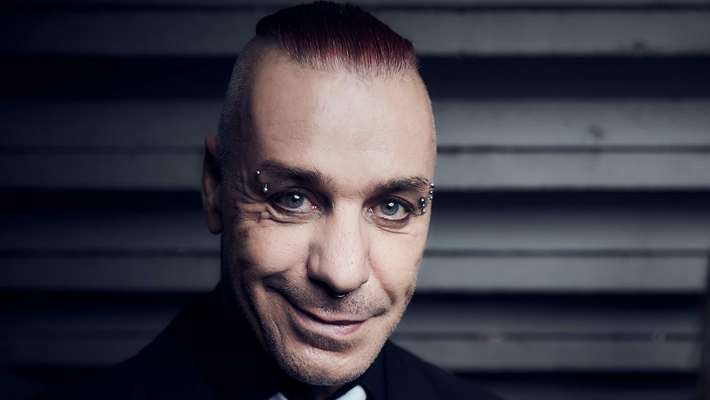 Rammsteins sångare Till Lindemann är aktuell med ny singel.