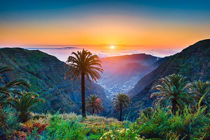 Till Gran Canaria vill många resa i höst.