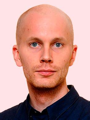Kristoffer Bergström.