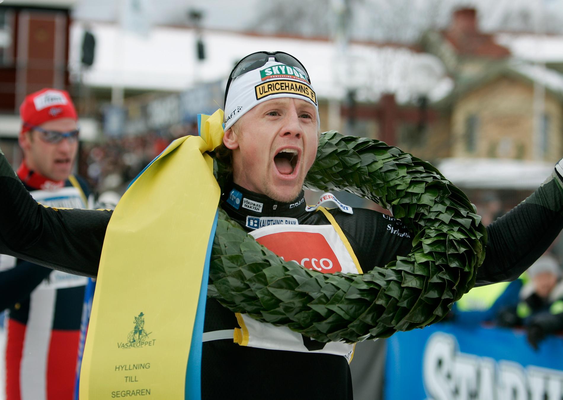 Oskar Svärd.