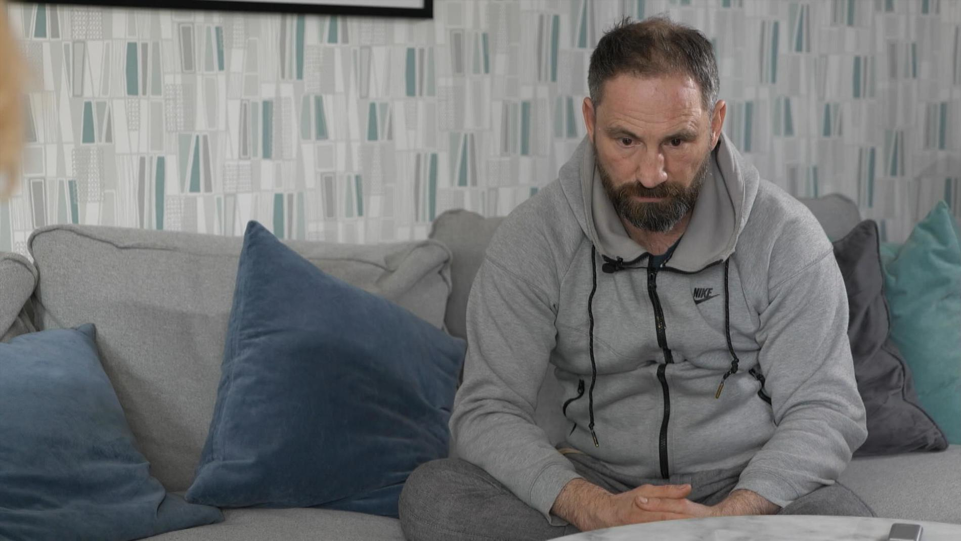 Paolo Roberto i intervju med Jenny Strömstedt.