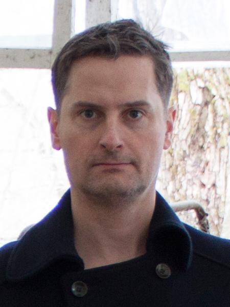 Joakim Rådström i Ukraina.