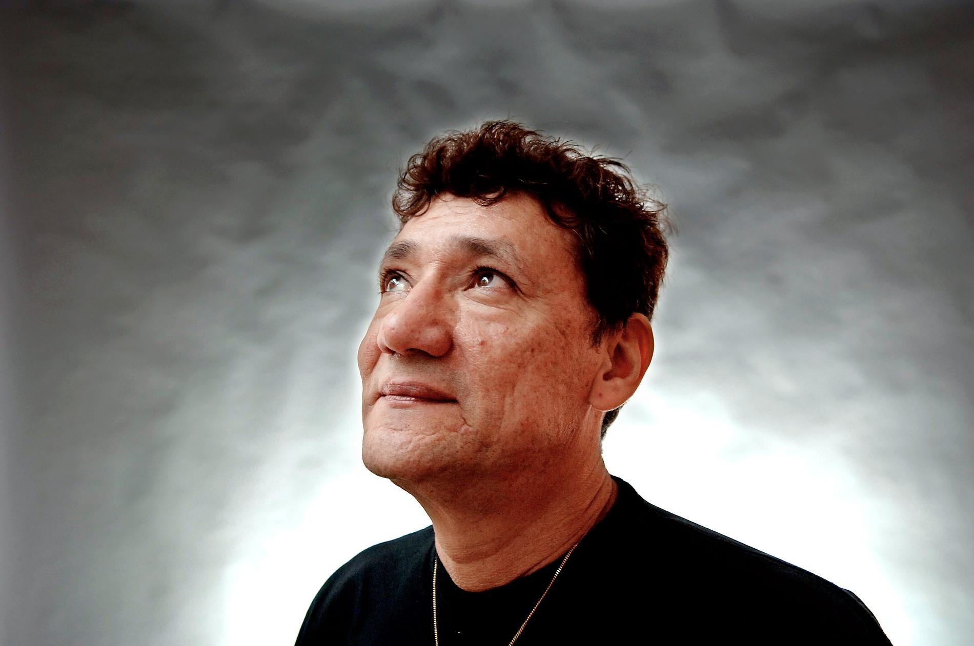 Tandläkaren Jorge Tenorio. Bilden är från 2005.