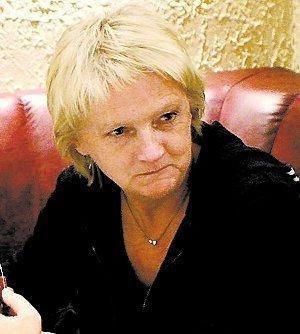 Ulla Geertsen-Elm.