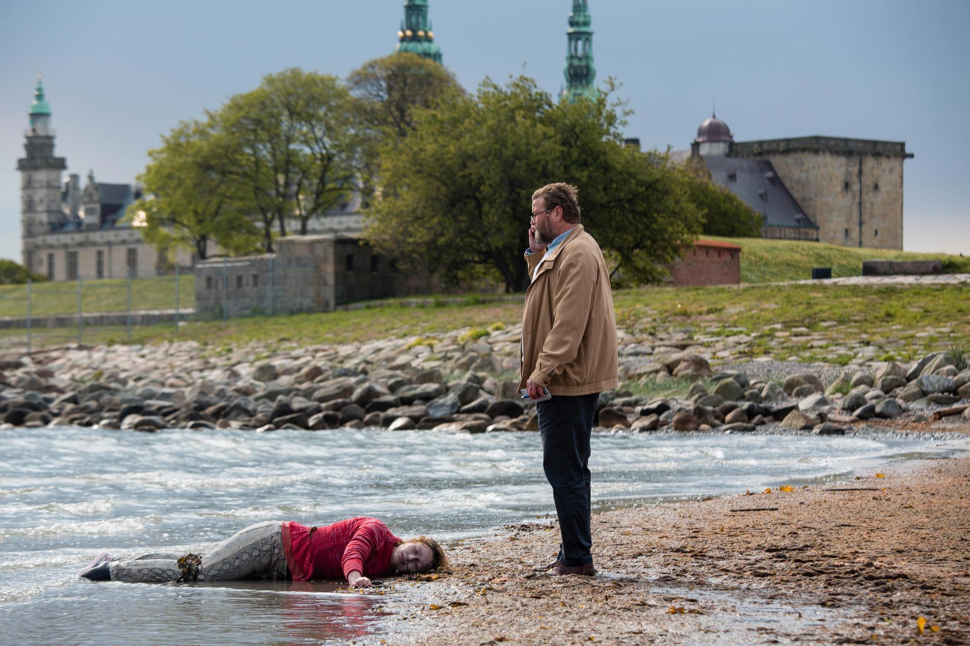 """""""Morden i Helsingör""""."""