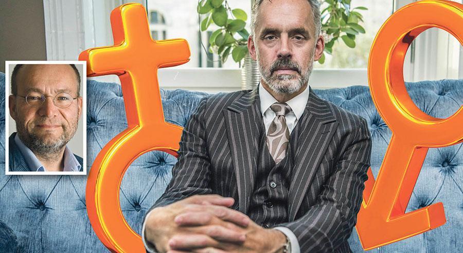 Jordan B Peterson drar fulla hus – så något måste han ha att säga, tänker man sig. Har han det? Svaret är både ja och nej, skriver Johan Frostegård.
