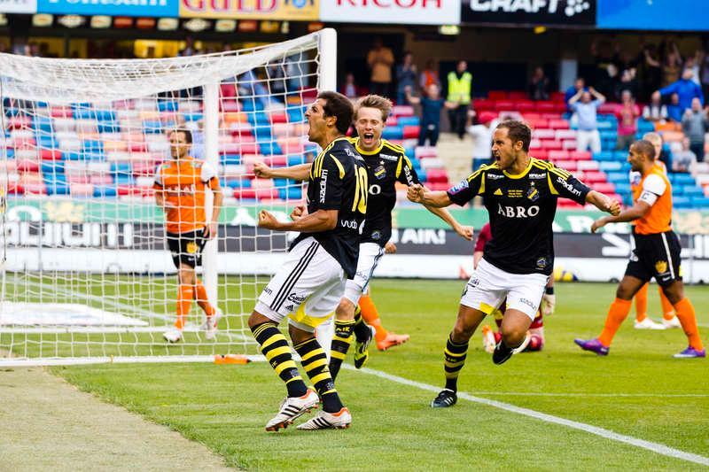 """""""Det är i motgång man ser vilka de verkliga vinnarna är"""", sa Celso Borges efter 3–1 mot Häcken. Segern gör att AIK återigen är med i guldjakten."""