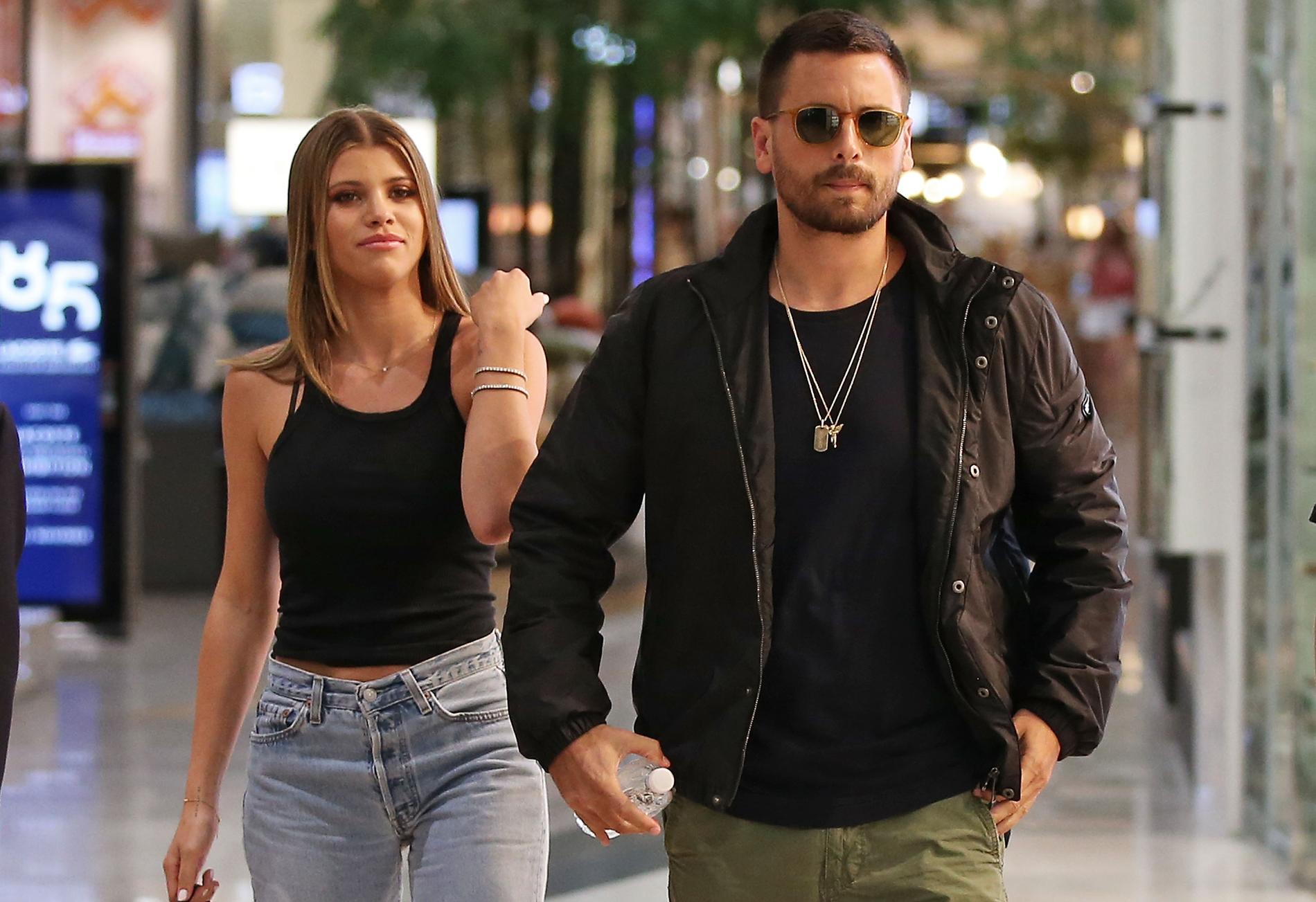 Modellen Sophia Richie och tv-stjärnan Scott Disick gör slut efter tre år ihop.