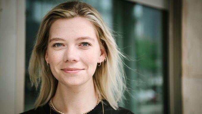 Lisa Nåbo, ny ordförande för SSU.