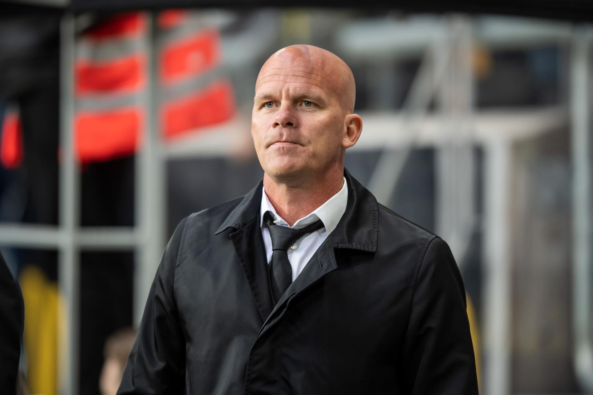 Sef-ordföranden Jens T Andersson