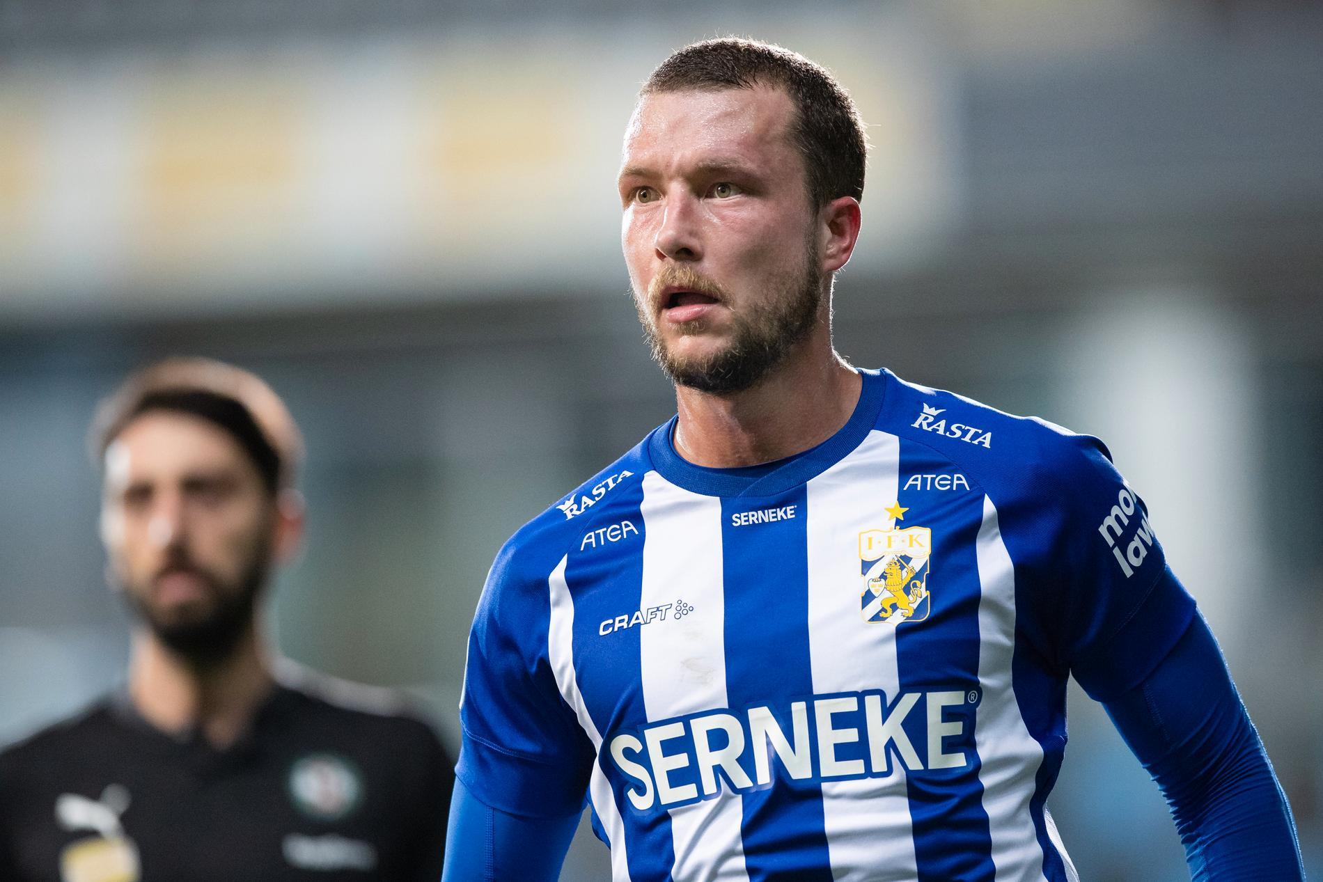 Jakob Johansson.