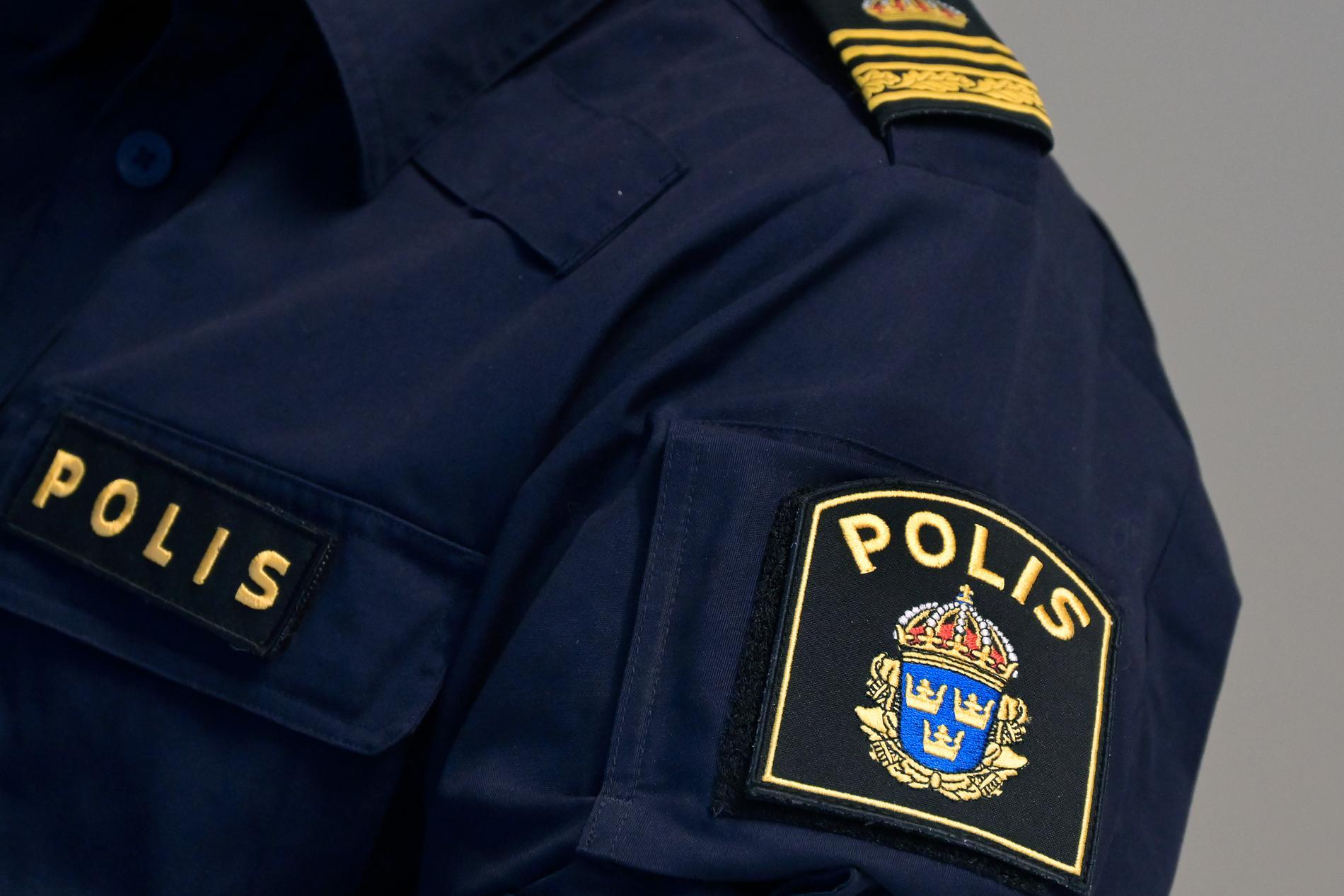 I flera fall har falska poliser inriktat sig mot personer med polskklingande efternamn. Arkivbild.