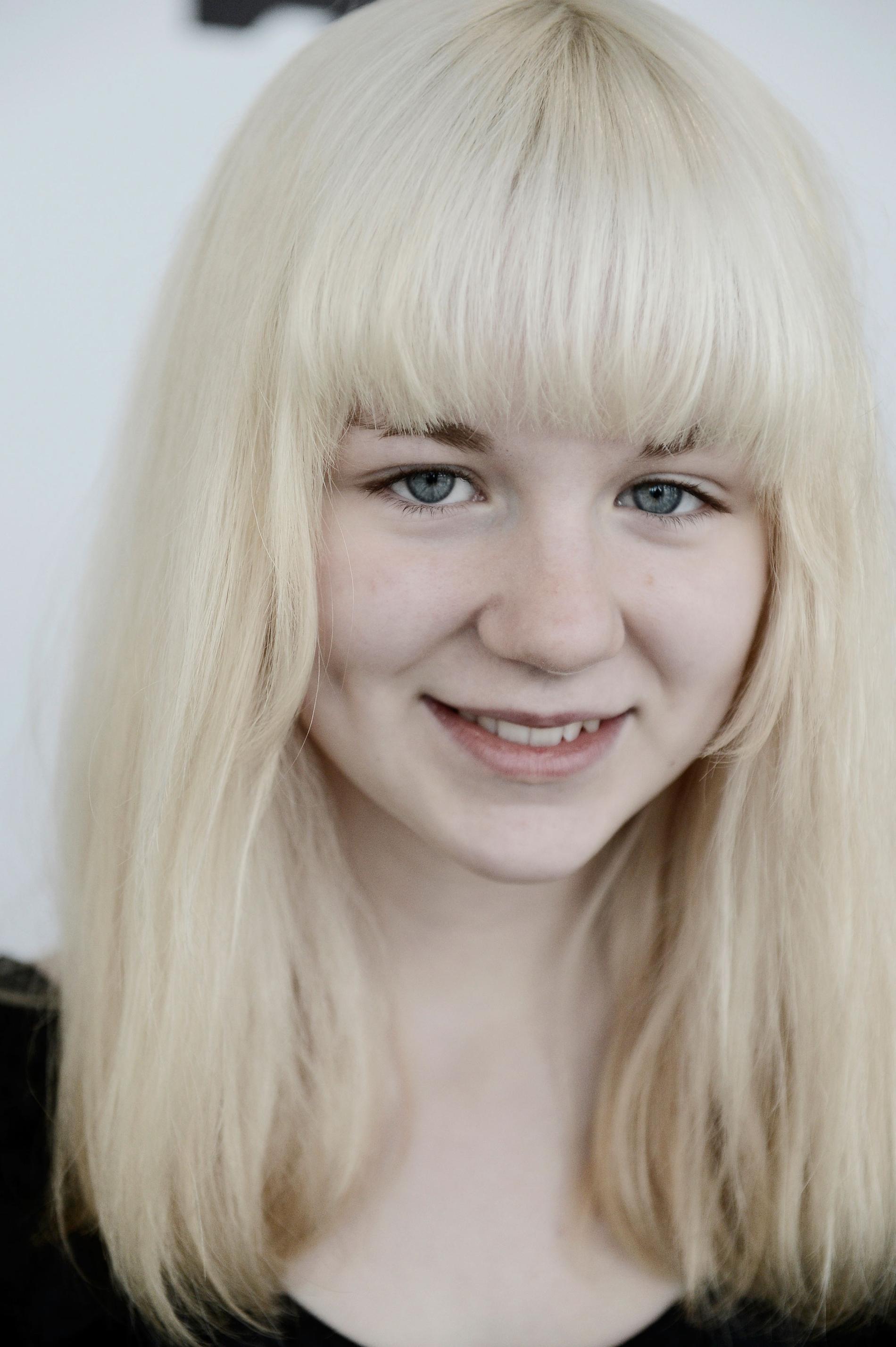 Astrid Johansson.