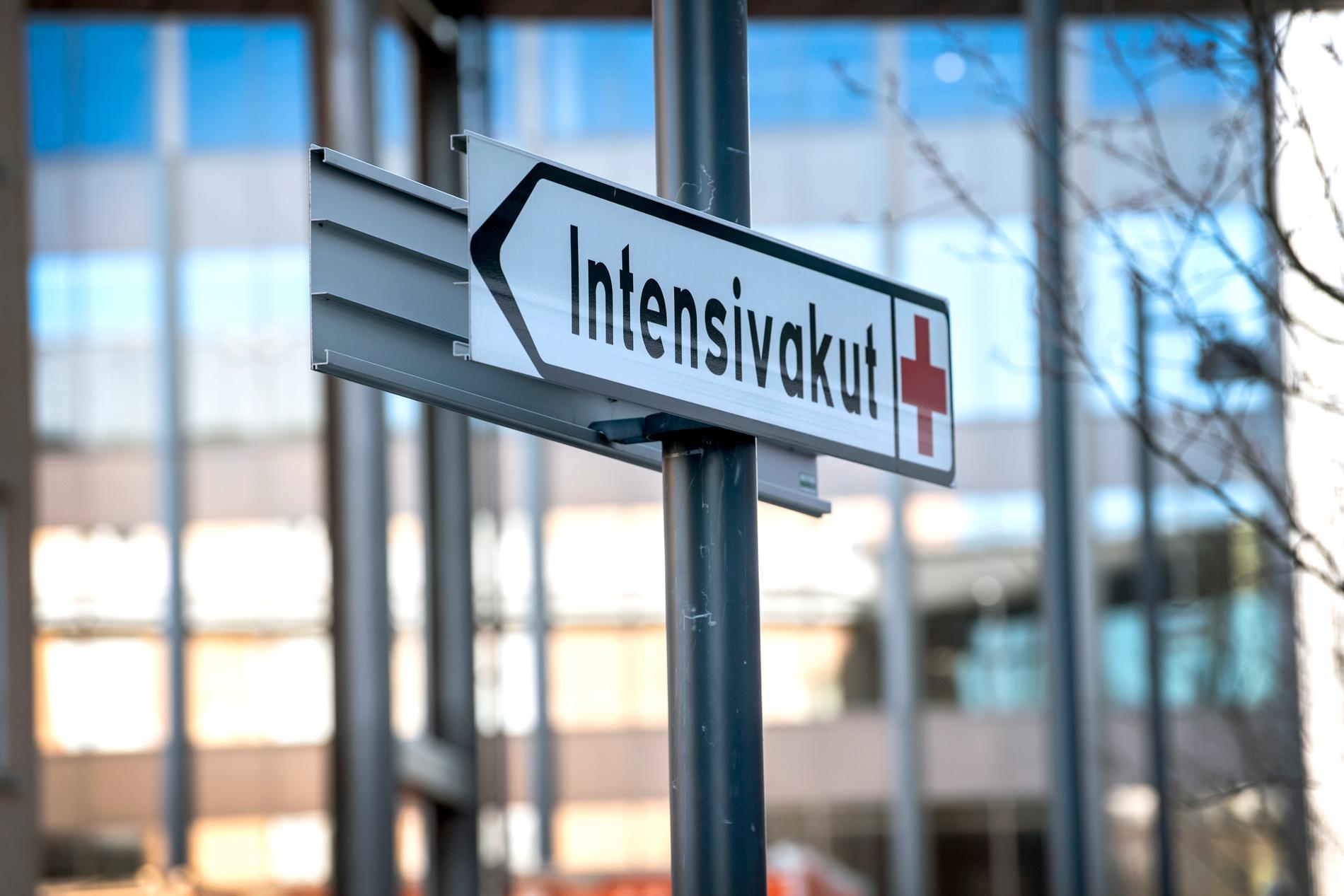 Nio personer får Ecmo-behandla på Nya Karolinska i Solna.