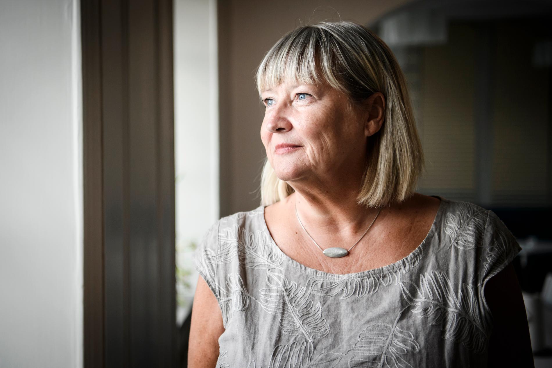Sveriges justitiekansler Mari Heidenborg är chef över myndigheten Justitiekanslern och var tidigare regeringens särskilda utredare för att förhindra hedersbrott.