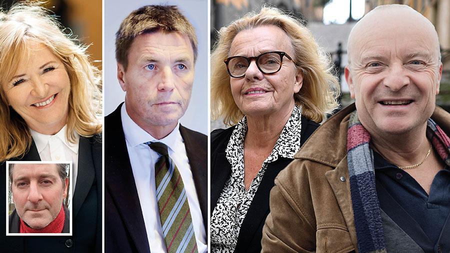 Jag tror att Malou von Sivers, Thomas Bodström, Marie Göranzon och Jonas Gardell, med tanke på Hemfrids vinstmarginaler, fick förbannat bra betalt för att sälja sig till företagets rut-reklam, skriver John Lapidus.