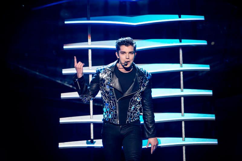 Ewald var senast med i Melodifestivalen 2014.