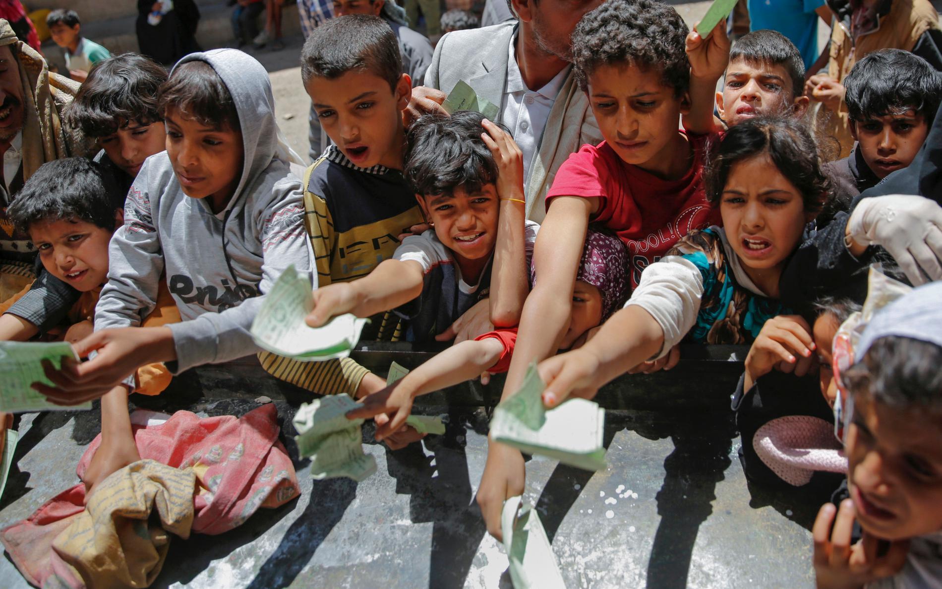 Nu sprider sig också corona i Jemen.