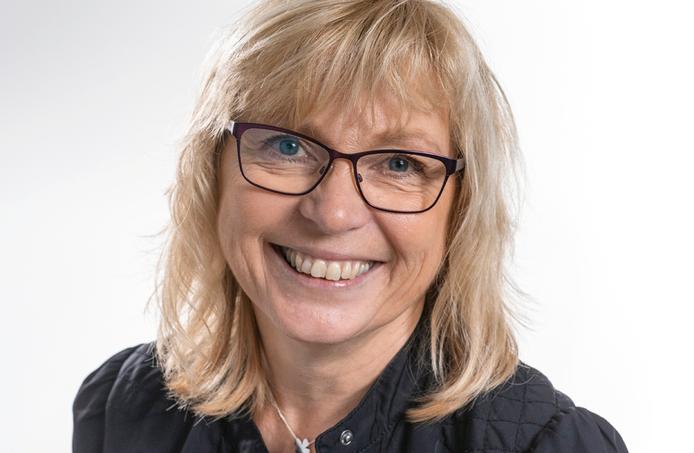 Eva Nypelius, regionråd inom Region Gotland.