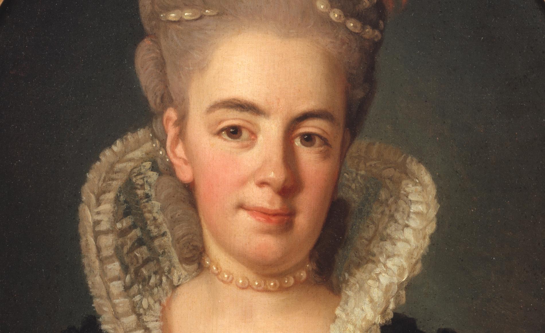 Anna Charlotta Schröderheim (1754–1791) – drog ett giftigt skämt för mycket.