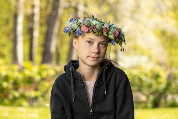 Greta Thunberg öppnar upp om mordhoten i sitt sommarprat.