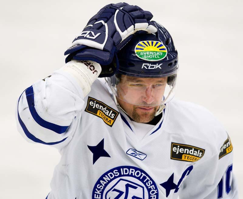 VILAR Pelle Prestberg är lätt skadad och spelar inte seriefinalen mot AIK i kväll.
