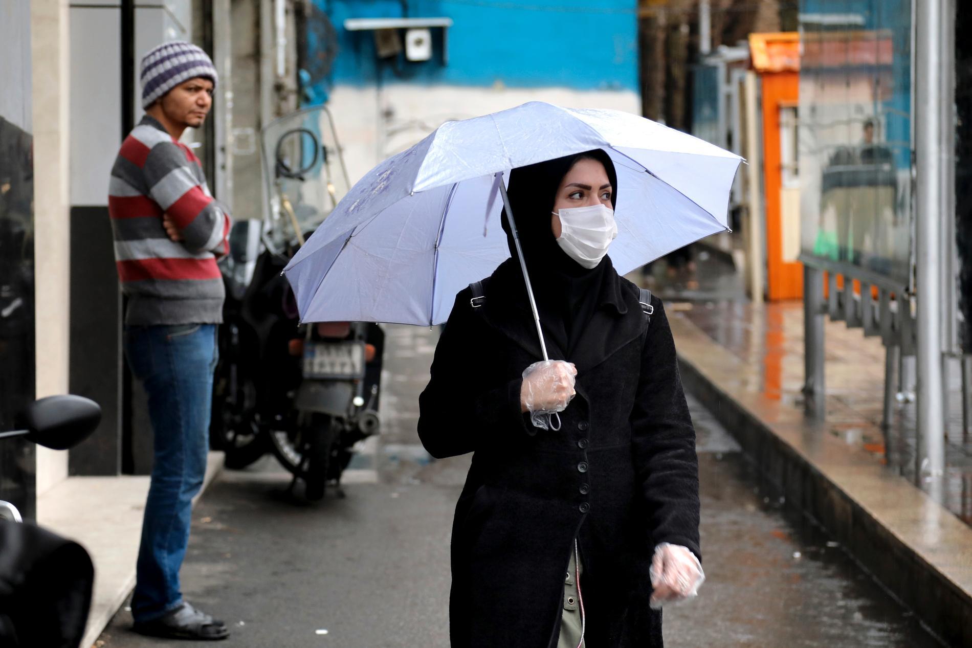 Spridningen av coronaviruset i Iran kan vara allvarligare än myndigheterna informerar om.
