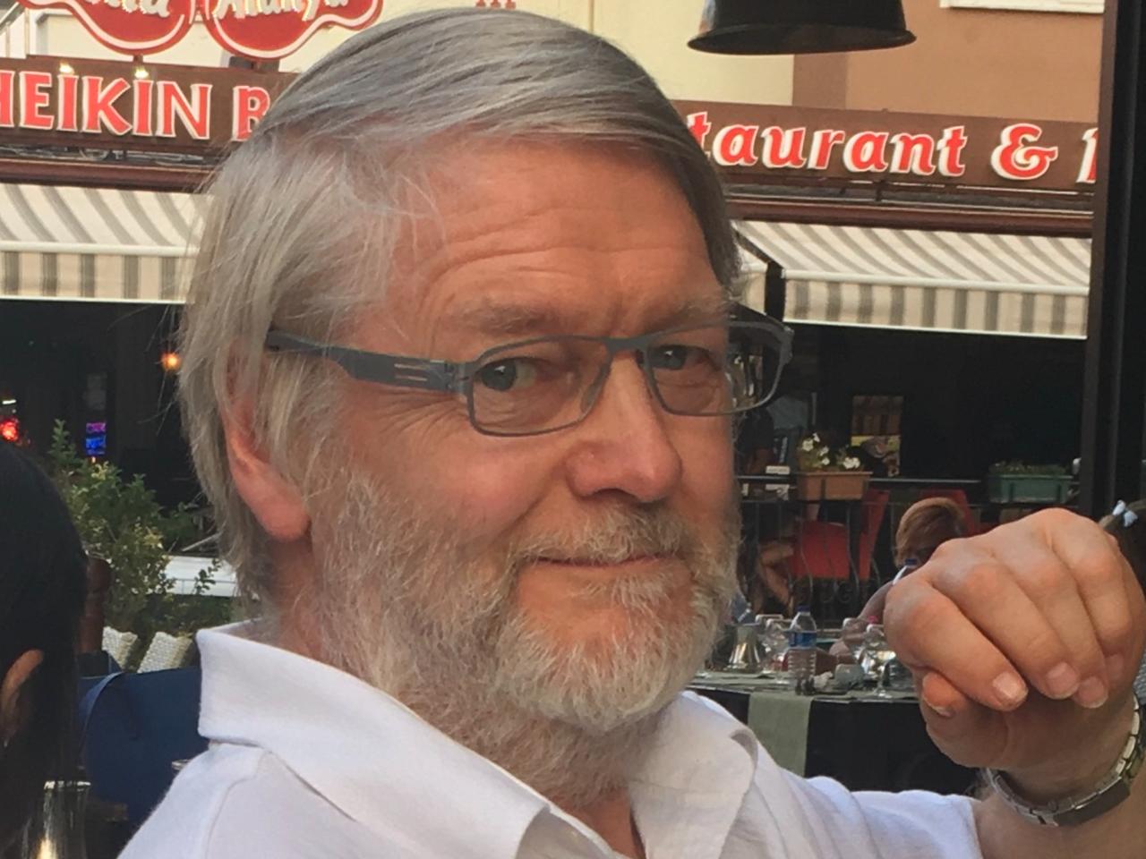 Lars Billgren bor i Alanya med sin fru sedan flera år tillbaka.