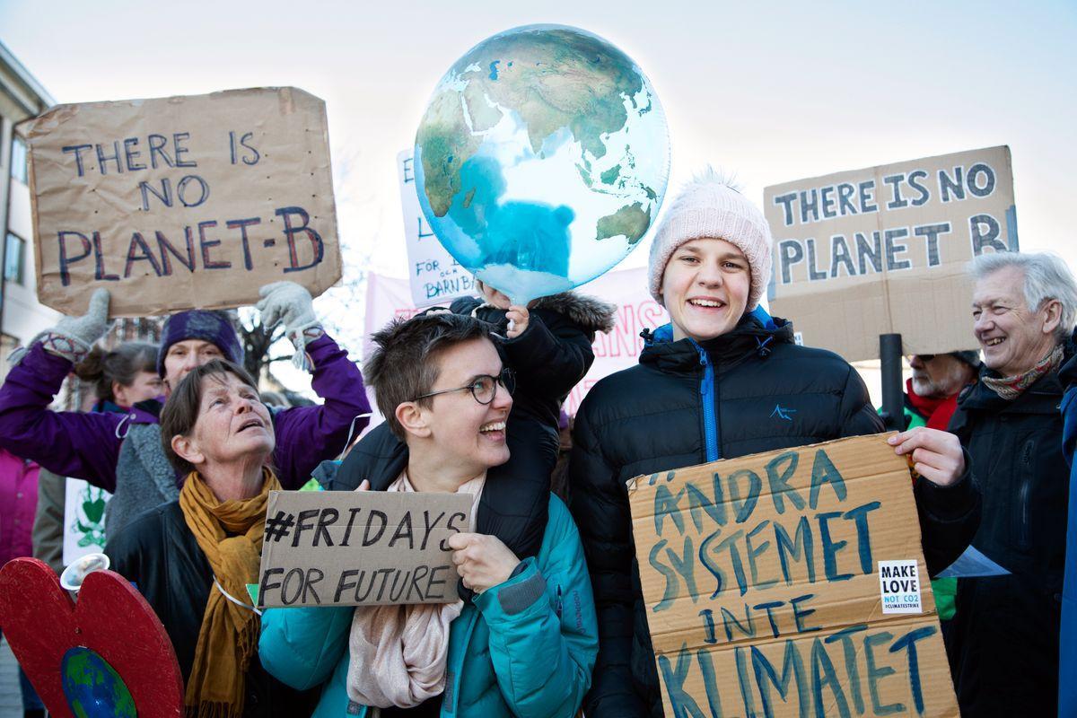 Miljöaktivister och engagerade i Fridays for Future vittnar om hot och hat