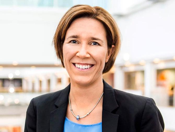 Kerstin Lindvall, hållbarhetsdirektör, ICA Gruppen.