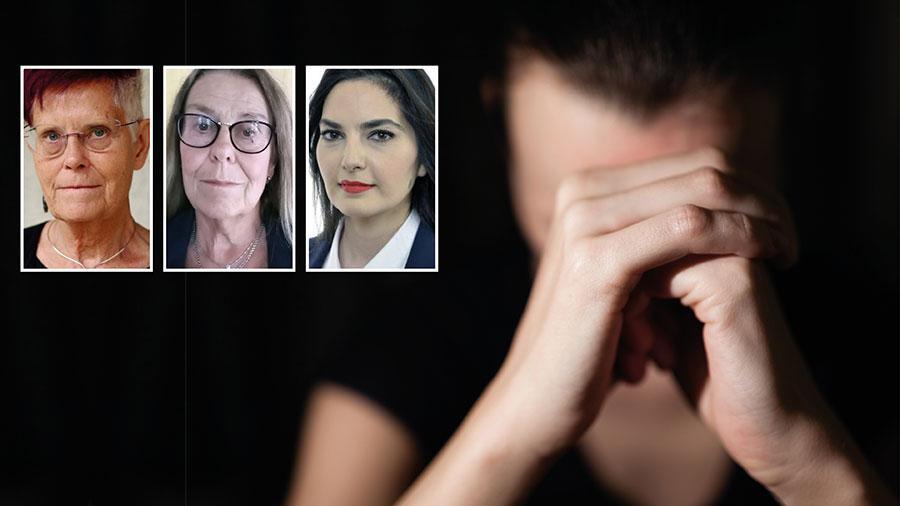 En stor andel av de personer som intensivvårdas för covid-19 löper stor risk för att få posttraumatiskt stressyndrom. Även personalen riskerar att traumatiseras, skriver Barbro Hejdenberg Ronsten, Doris Nilsson och Sultan Kayhan.