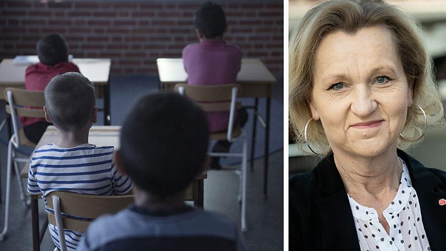 Avskaffa ebo-lagen, gör en folk- och bostadsräkning, avskaffa fri etablering av skolor och fundera på det fria skolvalet. Det är några av Boel Godners förslag för en jämlikare skola.
