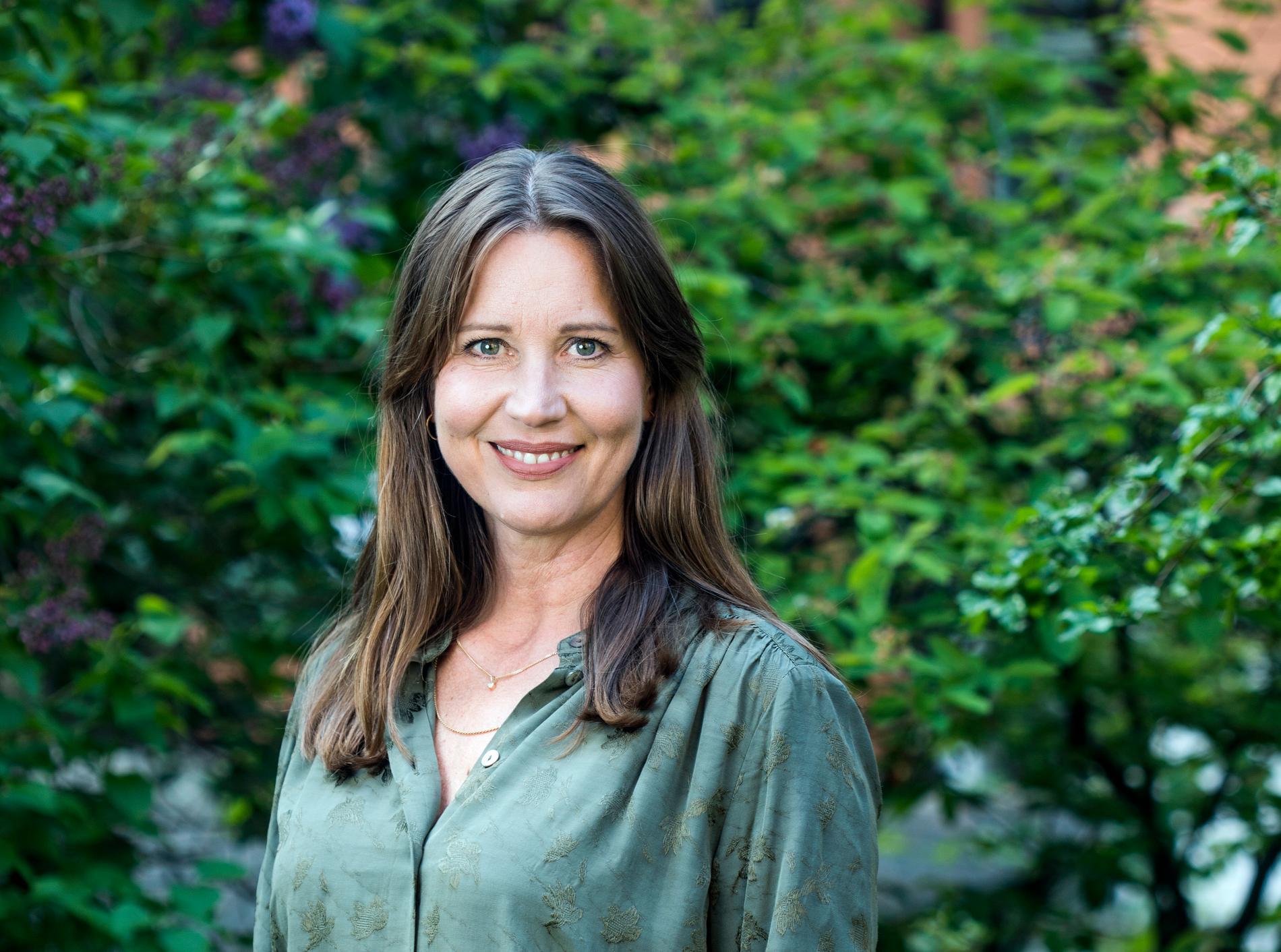 Karin Schulz, generalsekreterare för Mind.