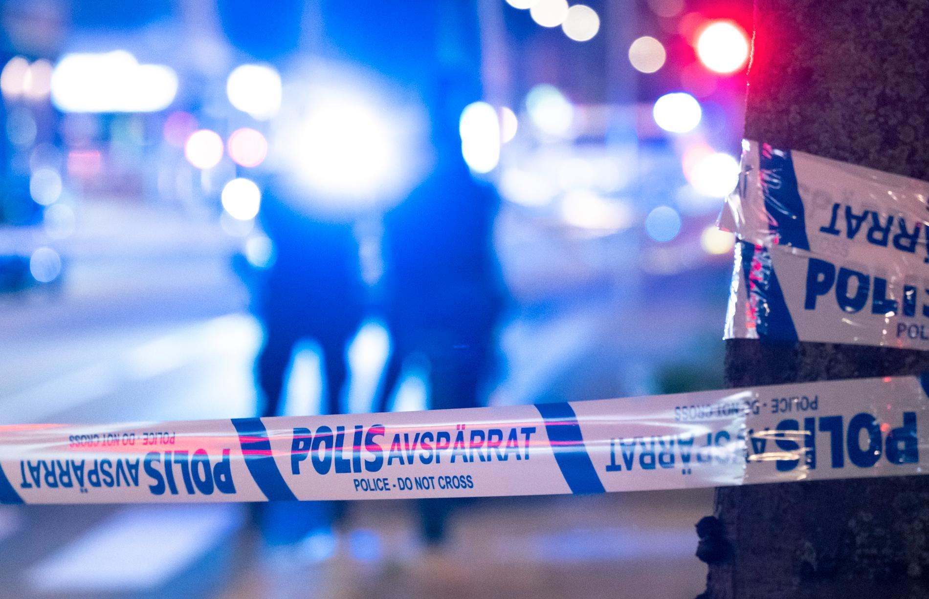 Det har varit en stökig natt i Linköping där flera grova brott i begåtts. Flera personer är gripna och brotten misstänks ha kopplingar till varandra. Arkivbild.