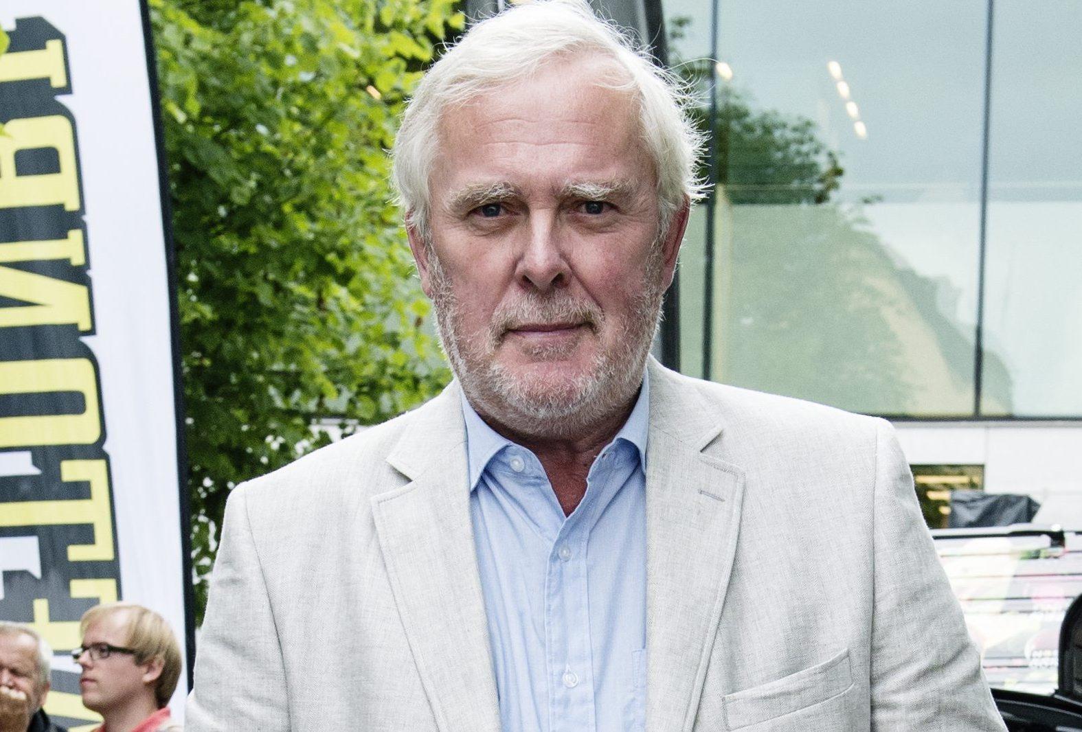 Bengt Magnusson i dag.