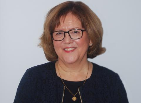 Marianne Damström Gereben (L), Skolnämndens ordförande.