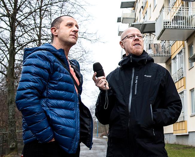 Samir Sabri intervjuas av Anders Johansson för podden #Fallet som nu blivit bok. Sabri dömdes felaktigt för mord på sin styvmor 1986. Tack vare teamet bakom #Fallet fick han upprättelse.
