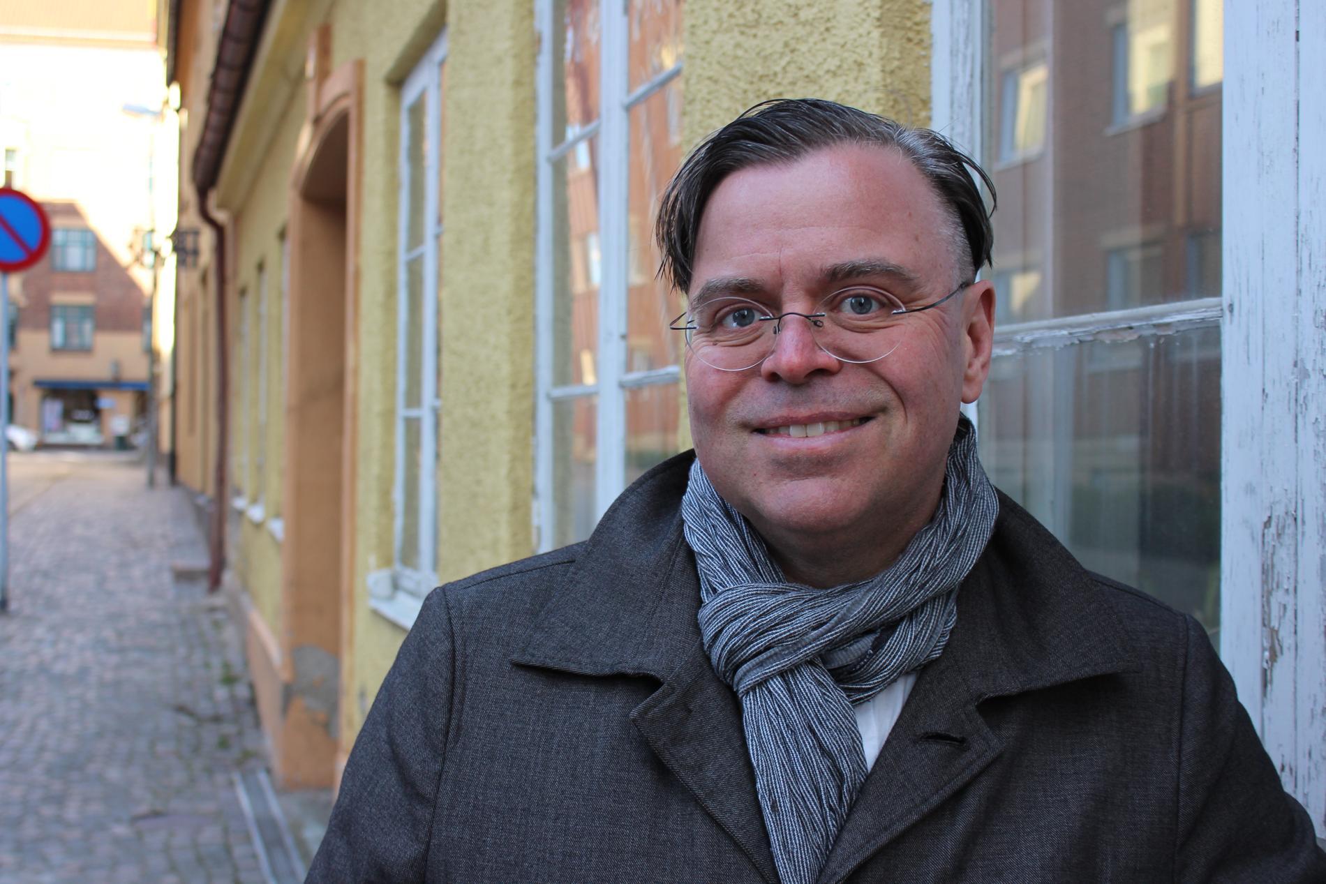 Andreas Önnerfors är docent i idé- och lärdomshistoria vid Lunds universitet.