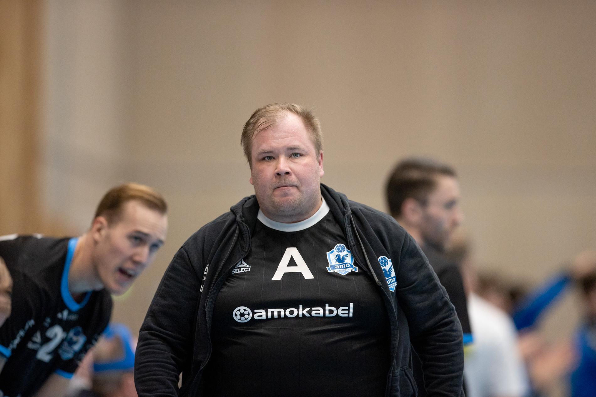 Andreas Stockenberg.