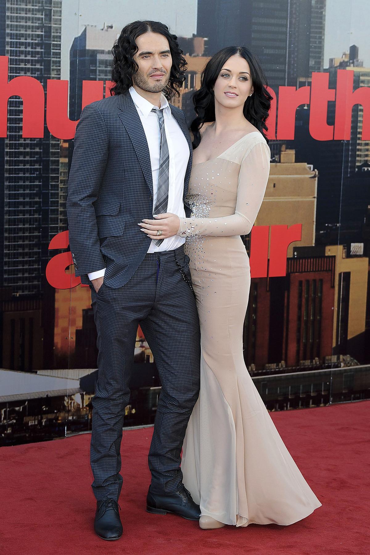 HON VILLE VÄNTA I sångerskan Katy Perrys och Russell Brands fall var det Russell som ville bilda familj medan sångerskan ville vänta – vilket sägs vara anledningen till parets separation.