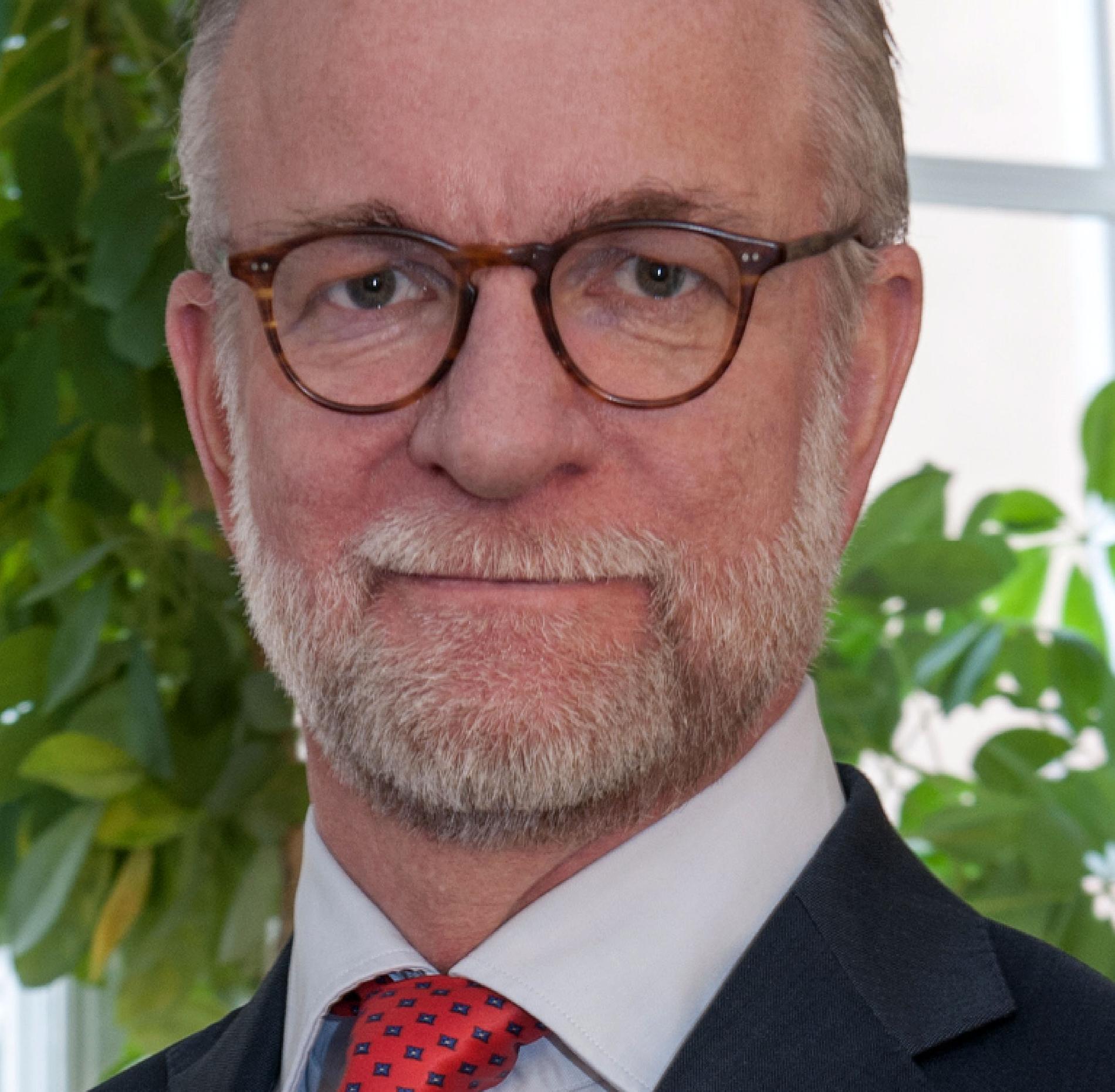 Johan Andersson, vd på Svenska Petroleum och Biodrivmedel Institutet (SPBI).