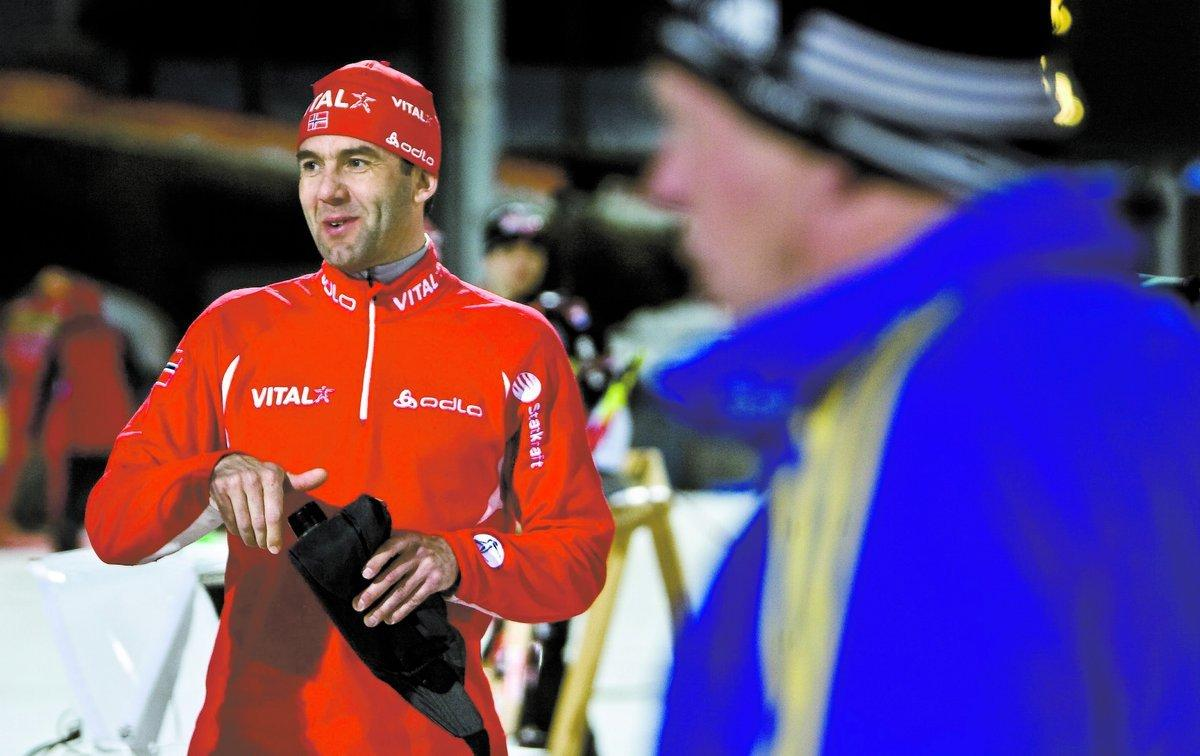 Mikael Löfgren.