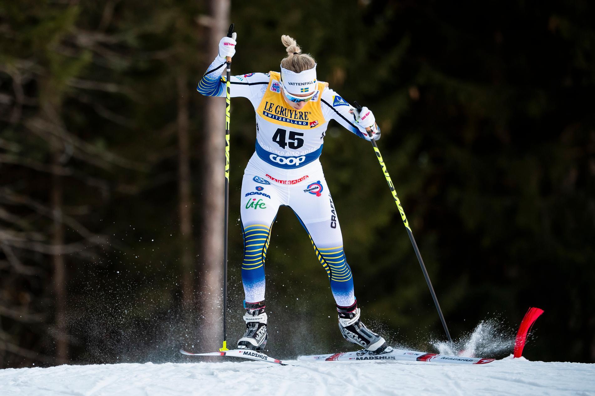 Mia Eriksson.