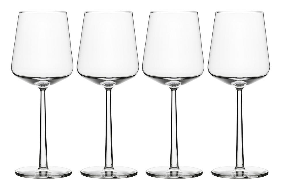 Klassiska glas från Iittala.