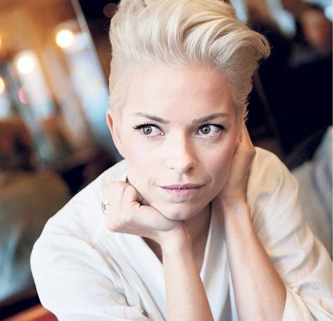 Petra Marklund Frisyr