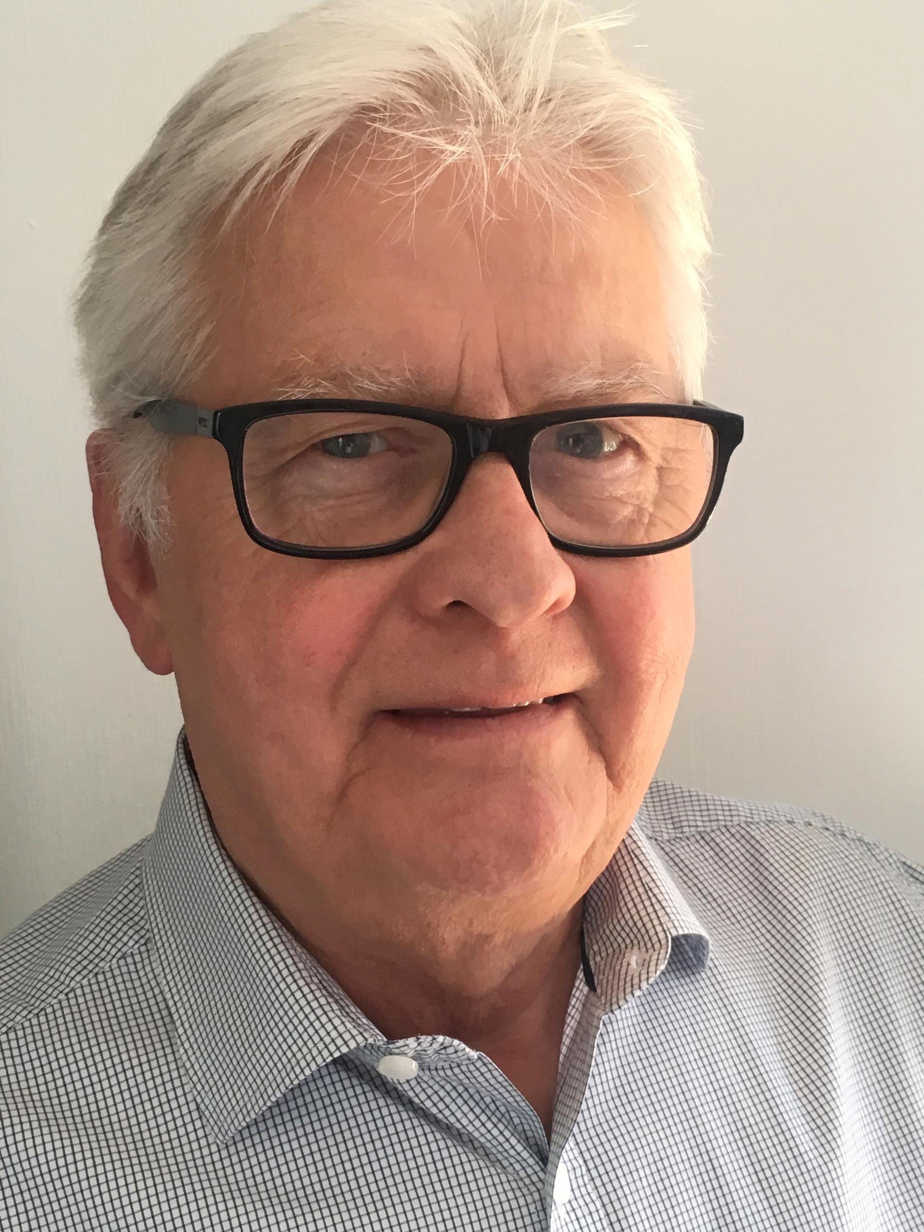 "Janne Berglund grundade ""Bensinupproret 2.0"" den 10 april 2019."