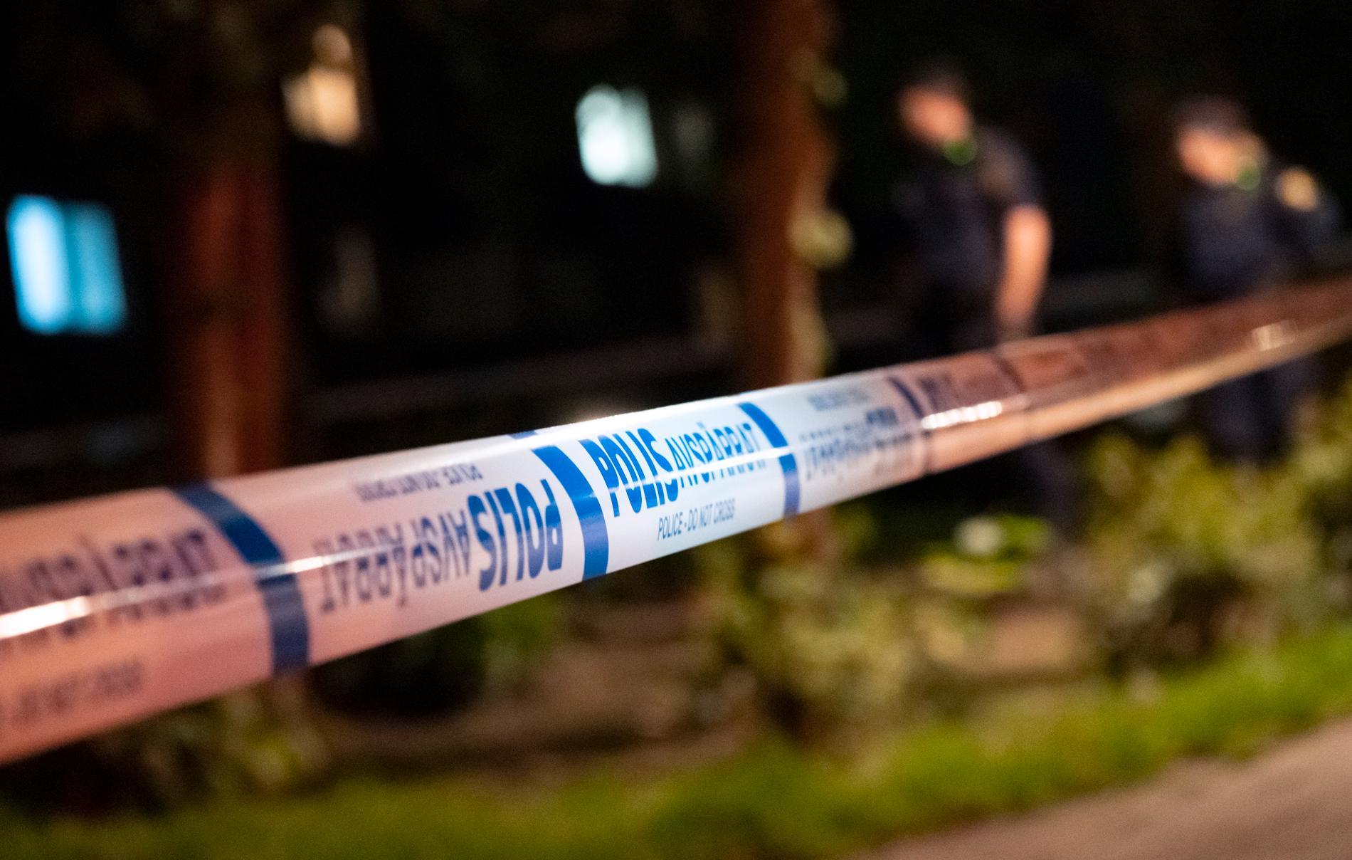 En kvinna som hittades död i ett skogsparti i Göteborg misstänktes ha blivit mördad, men efter obduktionen lade polisen ned utredningen. Arkivbild.