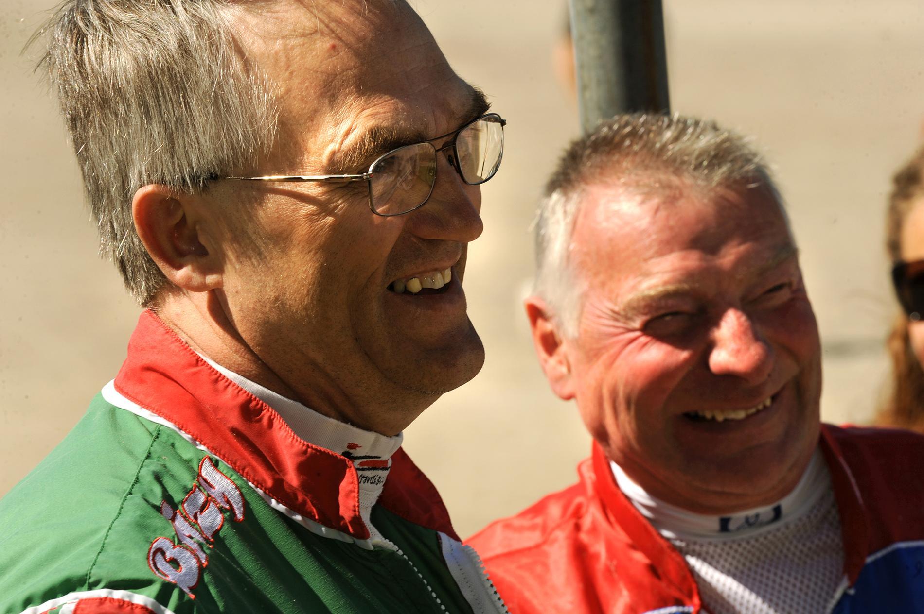 Steen Juul och Hans-Owe Sundberg