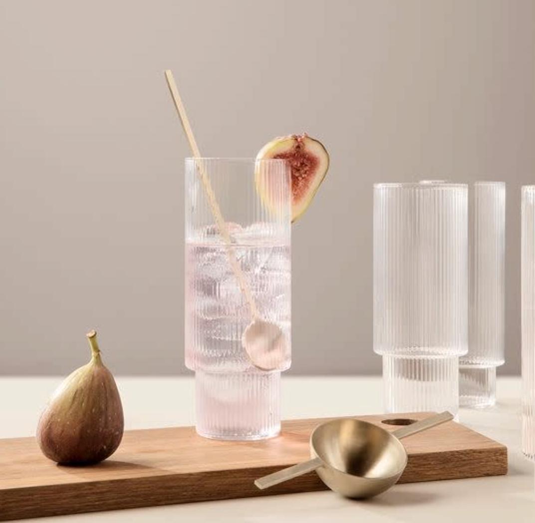 Drinkglas från Ferm Living